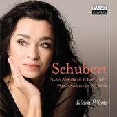 Schubert: Piano Sonata in B-Flat Major, D. 960 & Piano Sonata in A Major, D. 664 by Klára Würtz
