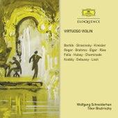 Virtuoso Violin de Wolfgang Schneiderhan