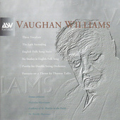Vaughan Williams: Partita, 3 Vocalises, Fantasia on a Theme by Thomas Tallis, The Lark Ascending von Emma Johnson