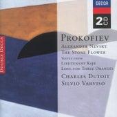 Prokofiev: Alexander Nevsky; The Stone Flower; Lieutenant Kijé etc. de Orchestre Symphonique de Montréal