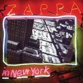Zappa In New York van Frank Zappa