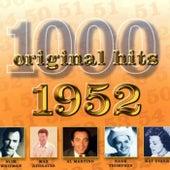 1000 Original Hits 1952 de Various Artists