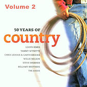 50 Years Of Country Vol. 2 von Various Artists