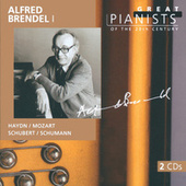 Alfred Brendel - Great Pianists of the 20th Century Vol.12 by Alfred Brendel