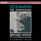 Schumann: The Symphonies by Royal Concertgebouw Orchestra