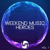 Weekend Music Heroes, Vol. 3 de Various Artists