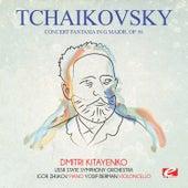 Tchaikovsky: Concert Fantasia in G Major, Op. 56 (Digitally Remastered) by Dmitri Kitayenko