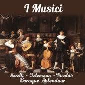Corelli - Telemann - Vivaldi: Baroque Splendour by Various Artists