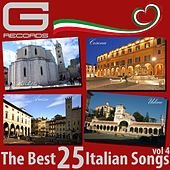 The Best 25 Italian Songs, Vol. 4 von Various Artists