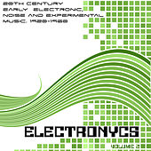 ELECTRONYCS Vol.2, 20Th Century Early Electronic, Noise And Experimental Music. 1920-1960 de Various Artists
