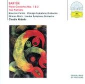 Bartók: Piano Concertos Nos.1 & 2; Two Portraits von Maurizio Pollini
