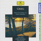 Grieg: Peer Gynt Suites Nos.1 & 2; Piano Concerto by Berliner Philharmoniker