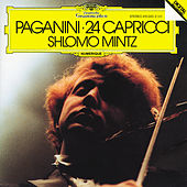 Paganini: 24 Capricci by Shlomo Mintz