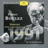 1991 - Pierre Boulez by Cleveland Orchestra