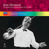 Jean Martinon: Complete Decca Recordings 1951-1960 by Jean Martinon