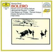 Ravel: Boléro; Pavane; La Valse by Boston Symphony Orchestra