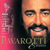 The Pavarotti Edition, Vol.8: Arias de Various Artists