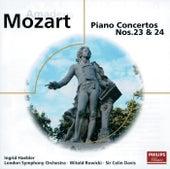 Mozart: Piano Concertos Nos.23 & 24; Rondos von Ingrid Haebler