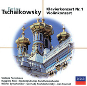 Tschaikowsky: Piano Concerto Nr.1, Op.23 - Violin Concerto, Op.35 von Various Artists