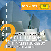 Steve Reich: Variations for Winds; Three Movements; Tehillim by Los Angeles Philharmonic