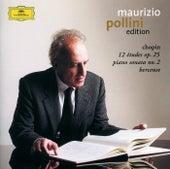 Chopin: 12 Etudes Op.25; Sonata in B flat minor Op.35 by Maurizio Pollini