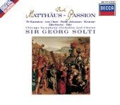 Bach, J.S.: St. Matthew Passion BWV 244 by Kiri Te Kanawa