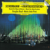 Schumann: Music for Oboe and Piano by Douglas Boyd
