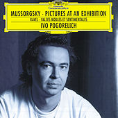 Mussorgsky: Pictures at an Exhibition / Ravel: Valses nobles by Ivo Pogorelich