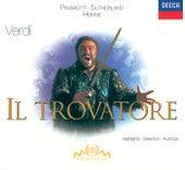 Verdi: Il Trovatore - Highlights von Dame Joan Sutherland