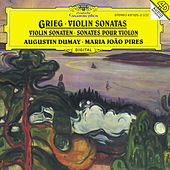 Grieg: Violin Sonatas Opp. 8, 13 & 45 by Augustin Dumay