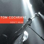 Didn't Mean by Tom Cochrane
