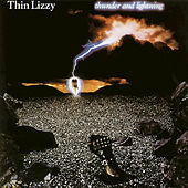 Thunder & Lightning by Thin Lizzy