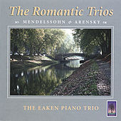The Romantic Cd by Eaken Piano Trio