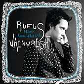 I Don't Know What It Is by Rufus Wainwright