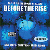 Before The Rise (3 CDs) by Various Artists