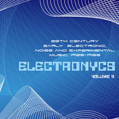 ELECTRONYCS Vol.5, 20Th Century Early Electronic, Noise And Experimental Music. 1920-1960 von Various Artists