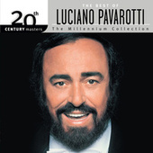 Best Of/20th Century by Luciano Pavarotti