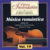 Clásicos Inolvidables Vol. 19, Música Romántica by Various Artists