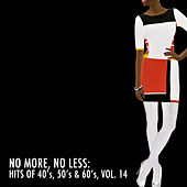 No More, No Less: Hits of 40's, 50's & 60's, Vol. 14 by Various Artists