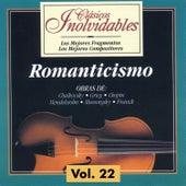Clásicos Inolvidables Vol. 22, Romanticismo by Various Artists