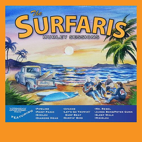 The Surfaris Hurley Sessions de The Surfaris