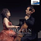 Chopin Works for Violoncello and Piano de Kyoko takemoto