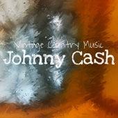 Johnny Cash - Vintage Country Music de Johnny Cash