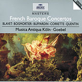 French Baroque Concertos by Various Artists