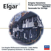 Elgar: Enigma Variations; Pomp & Circumstance Marches;  Serenade for Strings de Various Artists