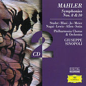 Mahler: Symphonies Nos. 10 & 8 by Various Artists
