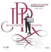 The Art Of Rampal Vol 2 : Chamber Music von Jean-Pierre Rampal