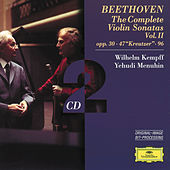 Beethoven: The Complete Violin Sonatas Vol.II by Various Artists