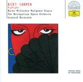 Bizet: Carmen (Highlights) von Metropolitan Opera Orchestra
