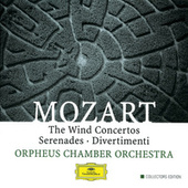 Mozart, W.A.: The Wind Concertos / Serenades / Divertimenti de Various Artists